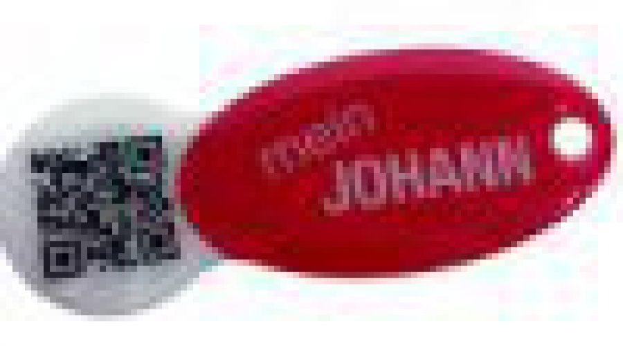 Mein Johann – Der Einkaufswagenlöser mit Werbung